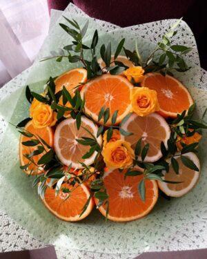 Райский букет из Апельсинов