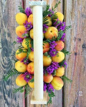 Подарок из абрикосов